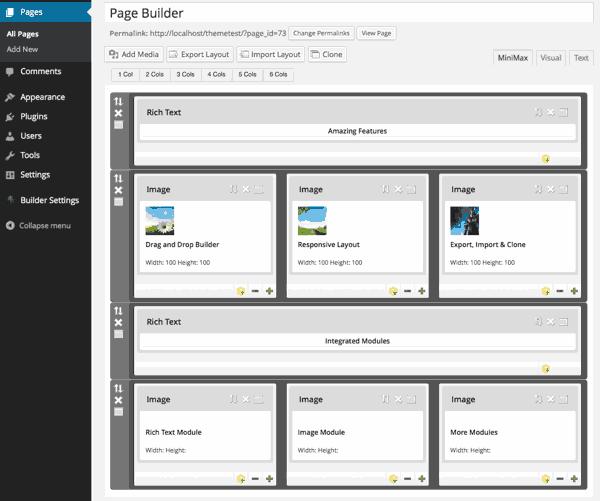 WordPress Drag & Drop Page Builder Solutions