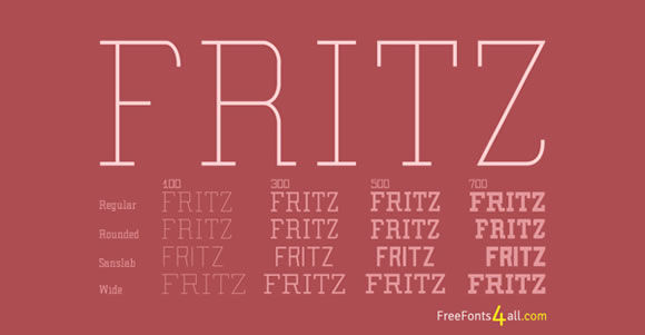 9 Free & Useful Fonts for your Designs