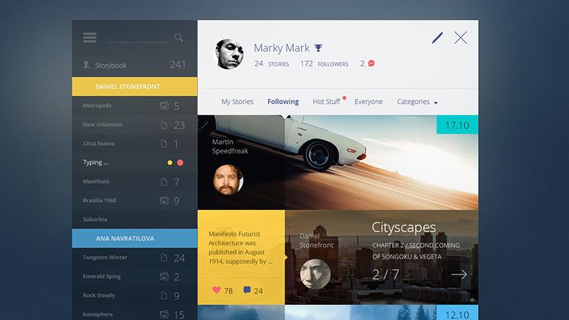 30 Vivid Dashboard UI Designs for Your Inspiration