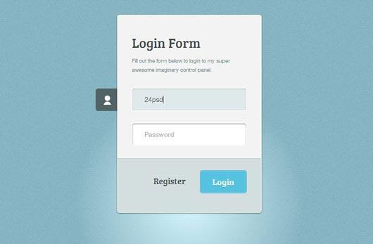 30 best free css html login form templates best 4 web design