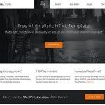 Free-HTML-minimal-template