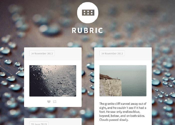 Collection Of Free Tumblr Themes To Download