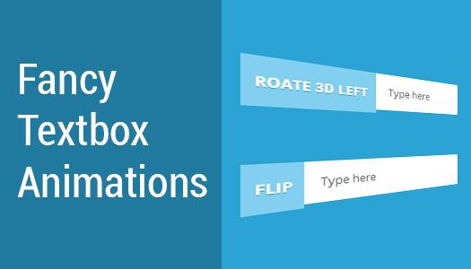 A Composite Textbox Effects Plugin: FancyText
