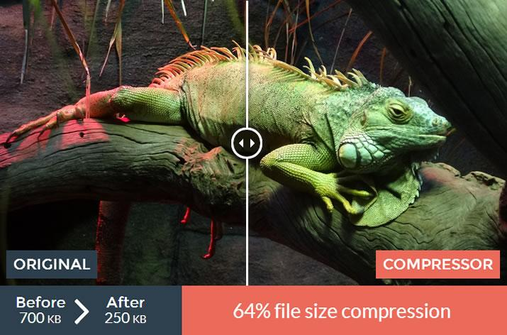 Compress and optimize your images