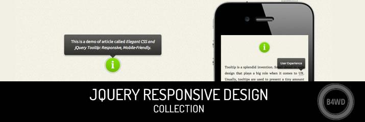 jQuery Plugin for Responsive Design