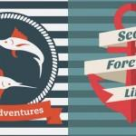 10 Awesome Free Nautic Vectors