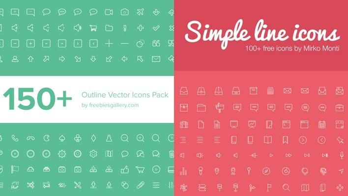 2300+ Free Web Icons Vector Collection