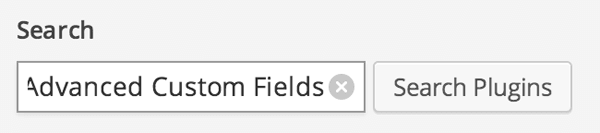 Create a Simple CRM in WordPress: Advanced Custom Fields