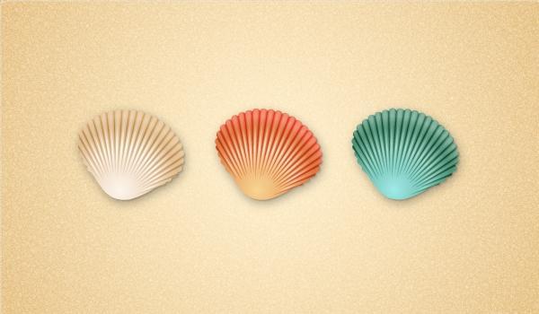 Create a Simple Seashell in Adobe Illustrator