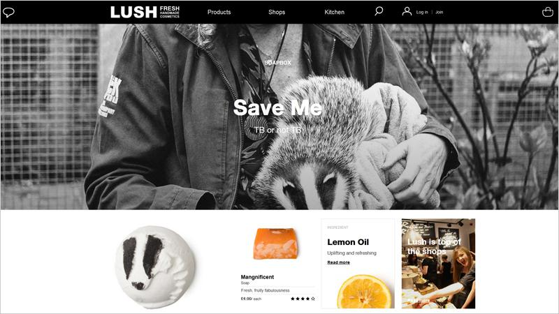25 Trendy Websites with Header Images