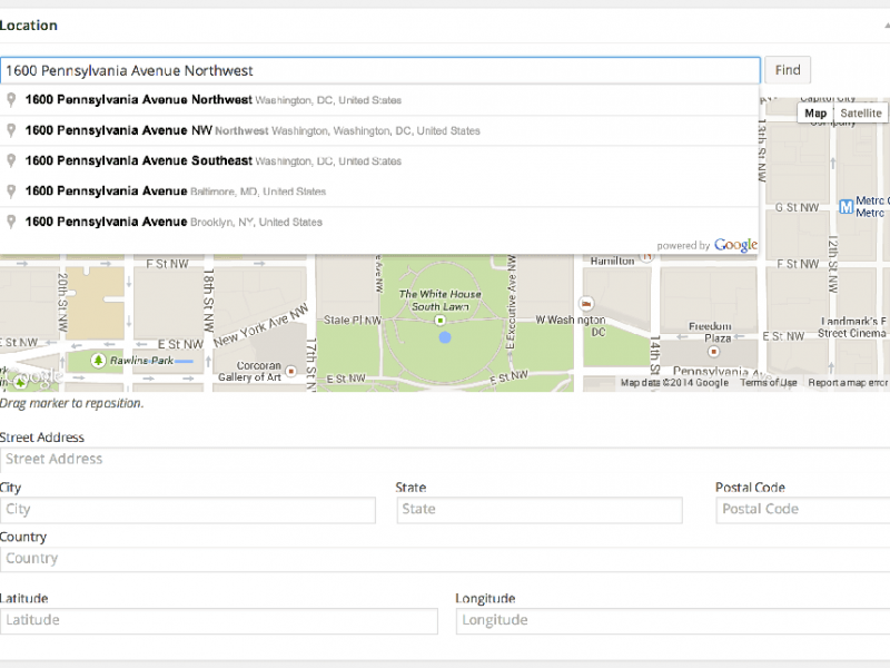 Stellar Places: A Plugin to Create, Manage and Display Locations in WordPress with Google Maps
