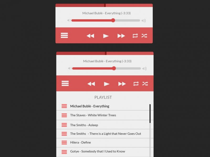 How to Create a Music Player UI Using Adobe Illustrator