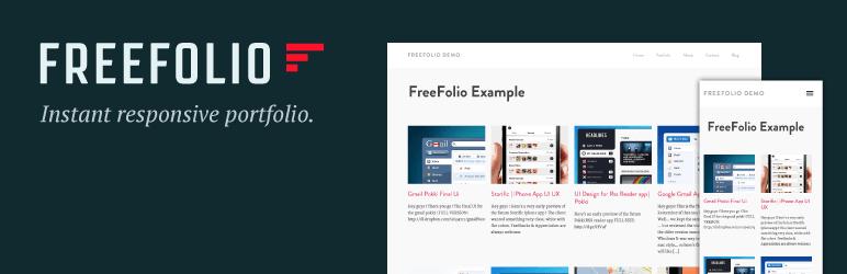 WordPress: a Free Responsive Portfolio Plugin