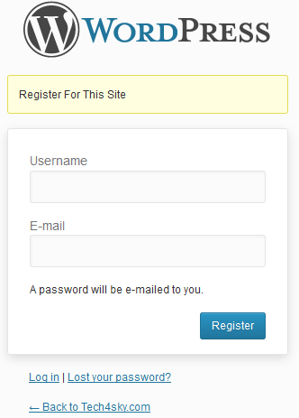 Creating a Custom WordPress Registration Form Plugin
