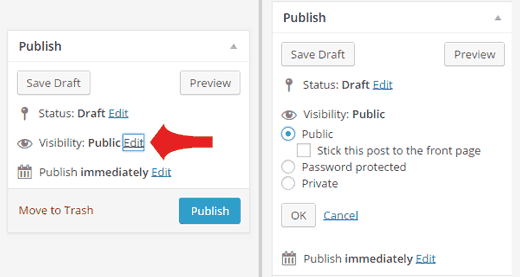 How to Password Protect Posts in WordPress