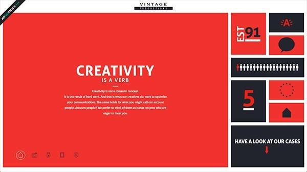 35 Radical Red Colored Websites for Design Inspiration