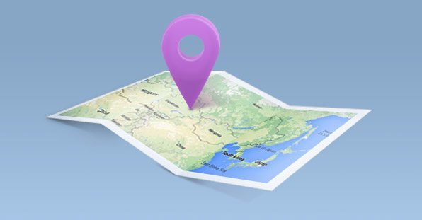 How to Create a Map Icon Using Adobe Photoshop