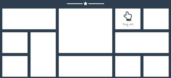 A jQuery plugin for widget layout