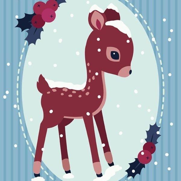 How to Create a Vintage Seasonal Greeting Card in Adobe Illustrator