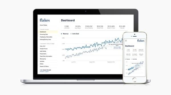 An Admin UI and Template Framework – Flakes