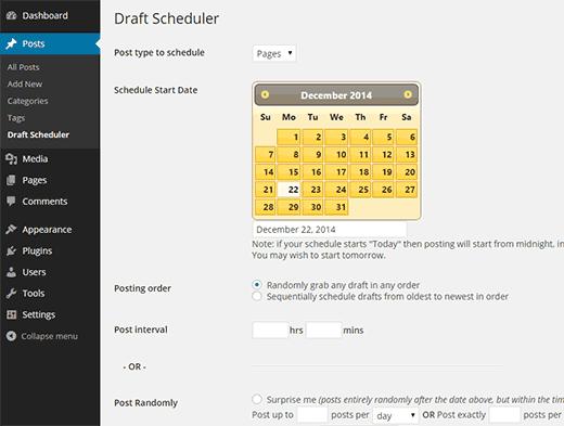 How to Bulk Schedule Posts in WordPress