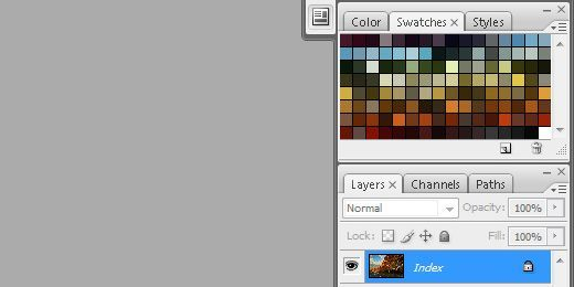 Build a Custom Photoshop Swatch from an Image