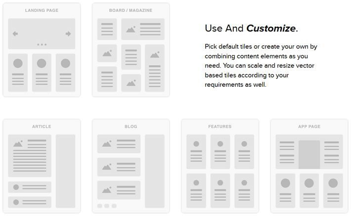 Wireframes & Flowcharts Kit – Free Download (AI, PSD, Sketch)
