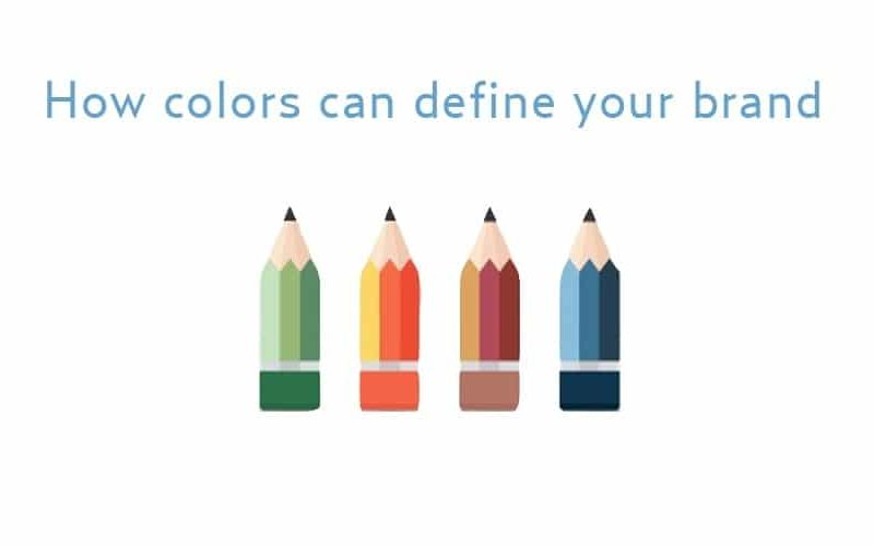 Using Color to Define Your Brand
