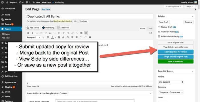 Duplicate and Merge Posts: A New Editorial Plugin for WordPress Publishers