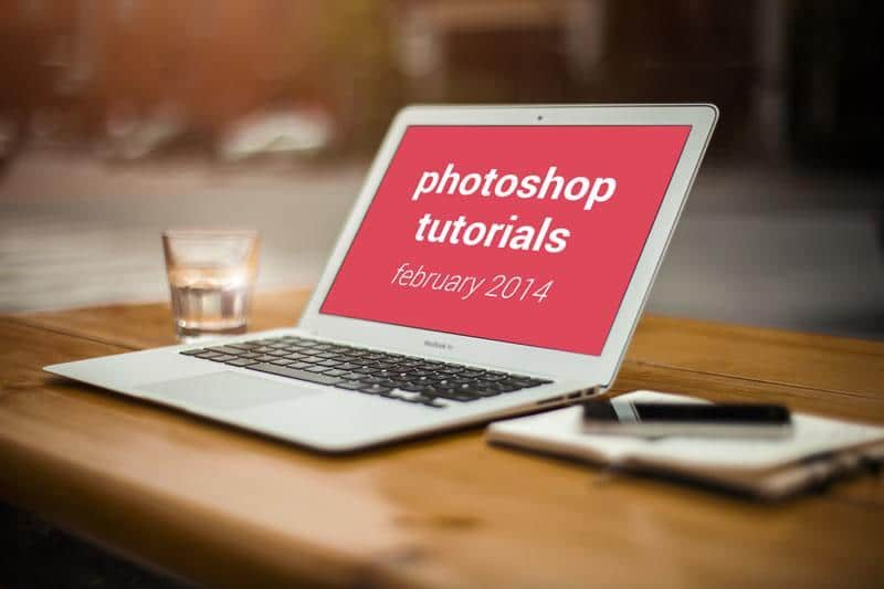 Photoshop Tutorials released in january 2015