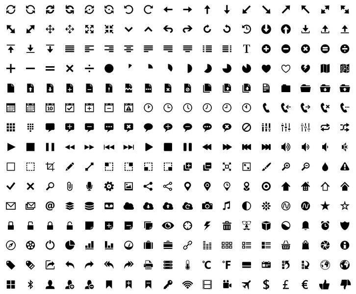 306 Pixel Perfect Crafted Icons