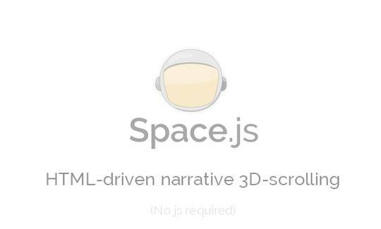 A HTML-driven JavaScript-library for narrative 3D-scrolling.