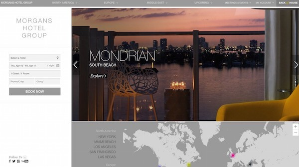 30 Creative Hotel Website Designs for Inspiration