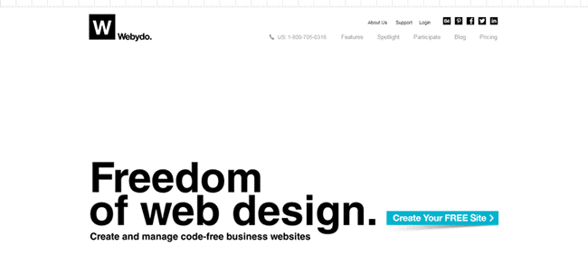 How to Effectively Use Whitespace in Web Design