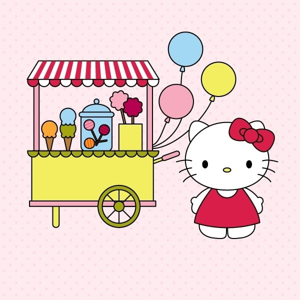 How to Create the Hello Kitty Character in Adobe Illustrator