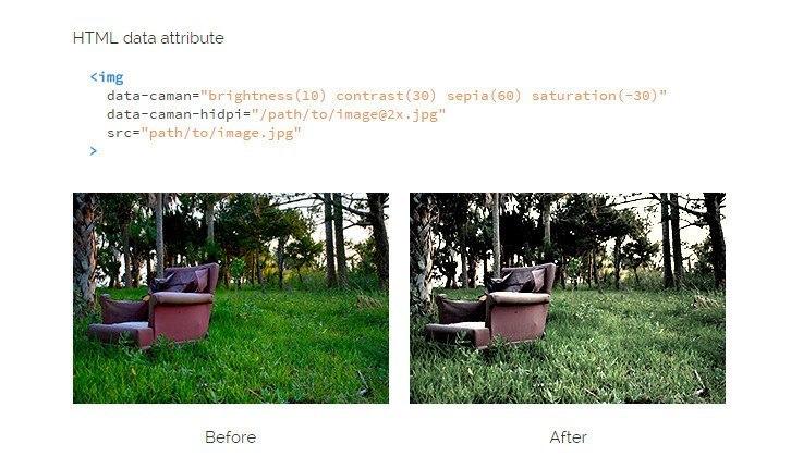Image Manipulation in JavaScript