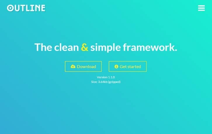 The Clean Responsive CSS Framework