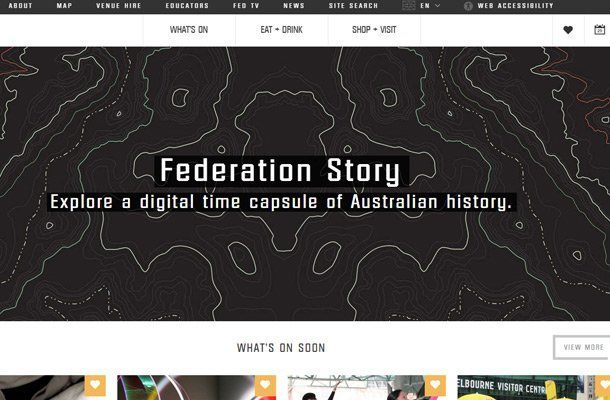 29 Websites using Clean Thin Typography