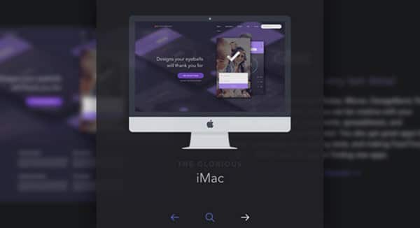Zoom Slider, Content slider with depth-like zoom functionality