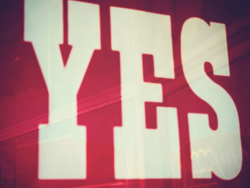 """The Art of Saying """"Yes"""" As a Freelancer"""