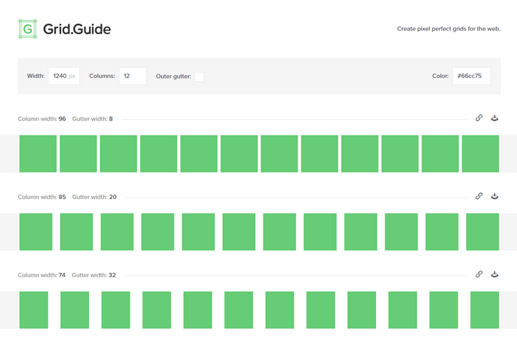 Create Pixel Perfect Grids