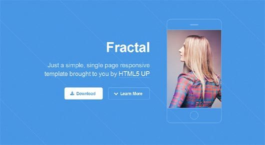 50+ Incredible Free HTML Templates 2015