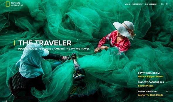 22 Inspiring Travel Website Designs You'll Love