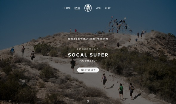 24 Beautiful Websites with Vertical Layouts