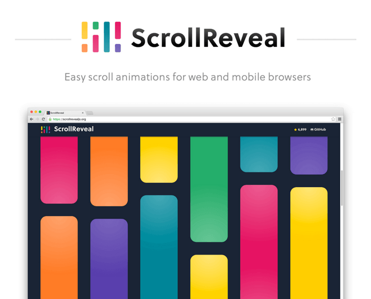 Easy Scroll Animations for Web