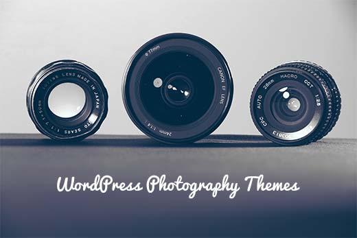 41 Best Free WordPress Photography Themes