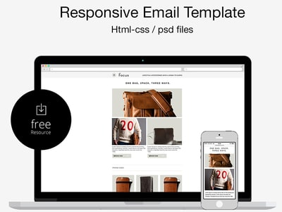 9 Free Responsive Email Templates