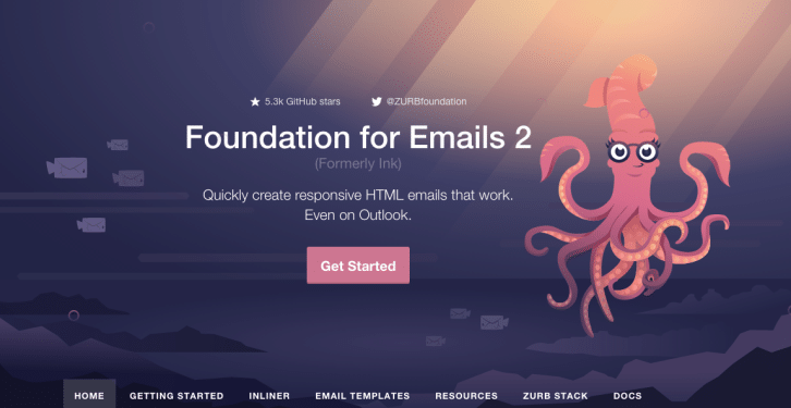 Create Responsive HTML Emails with Foundation