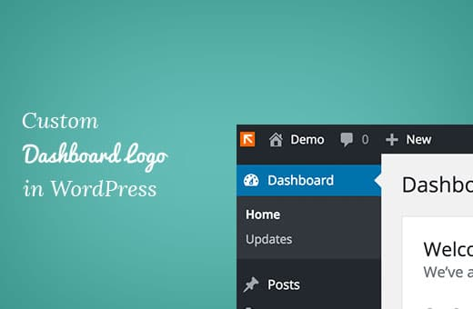 How to Add a Custom Dashboard Logo in WordPress