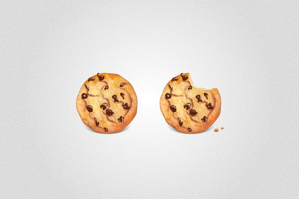 How to Create a Detailed Chocolate Chip Cookie in Adobe Illustrator
